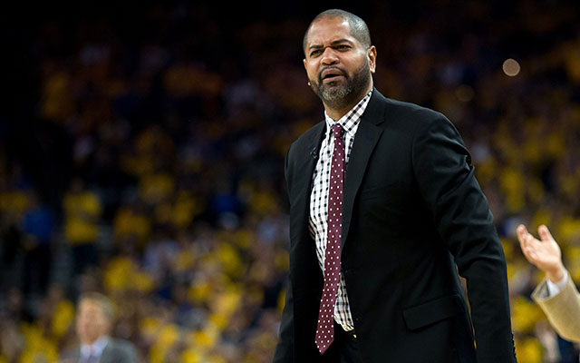 J.B. Bickerstaff is on his way out of Houston.  (USATSI)