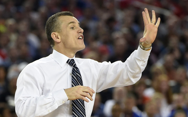 Billy Donovan is reportedly on the Wolves' wish list. (USATSI)