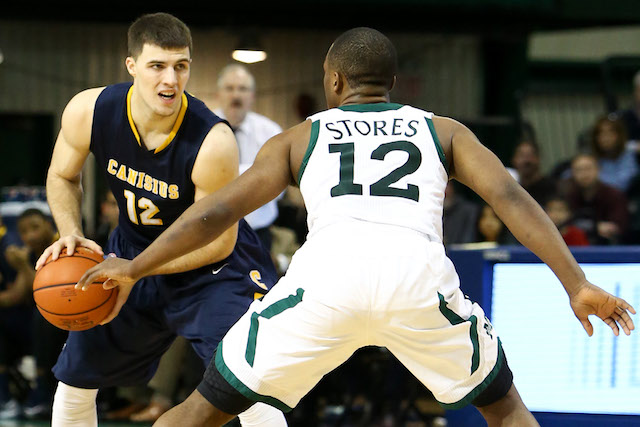 Canisius is two games out of first place in the MAAC standings. (USATSI)