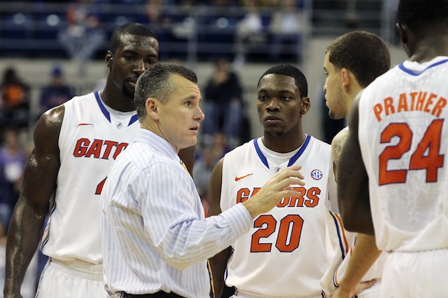Billy Donovan and Florida have more than enough talent to withstand the loss of Chris Walker. (USATSI)