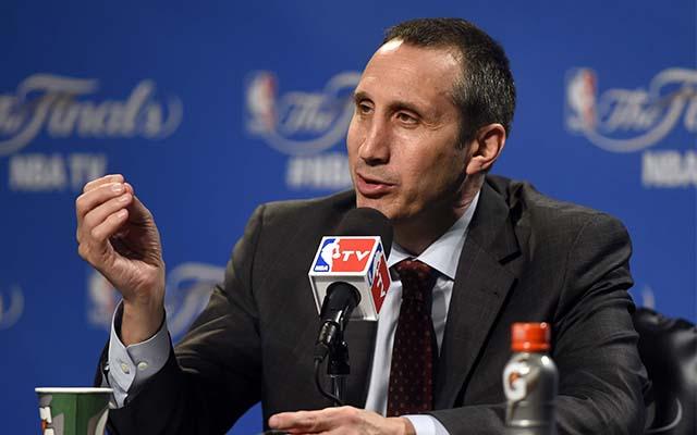 The NBA was tougher than David Blatt expected.     (USATSI)