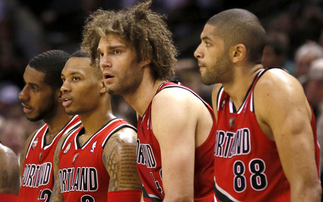 The Blazers were good and fun... is that enough? (USATSI)
