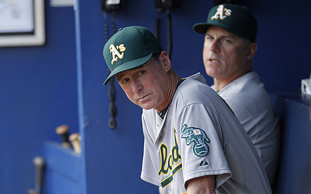 Bob Melvin's bunch has lost five of its last six games.