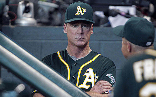 Bob Melvin tore into his team Sunday.
