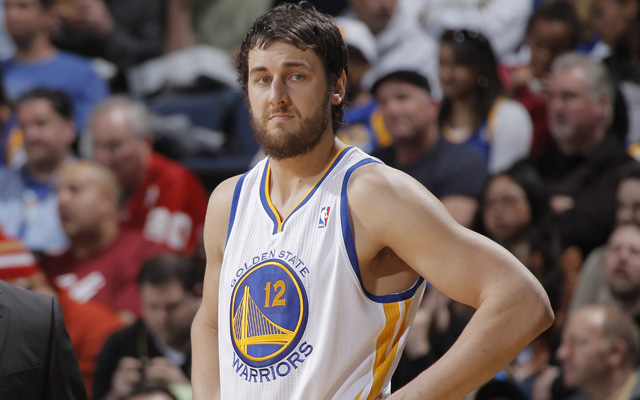 Andrew Bogut is out indefinitely. (Getty Images)