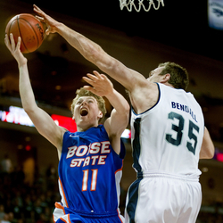 Boise State hopes a change of scenery is a good thing.