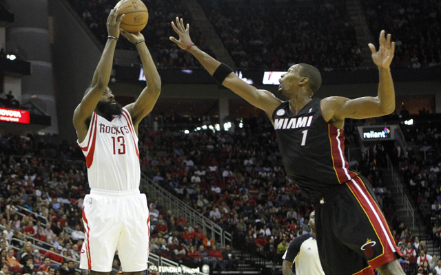 Will Chris Bosh reach out to the Rockets?  (USATSI)