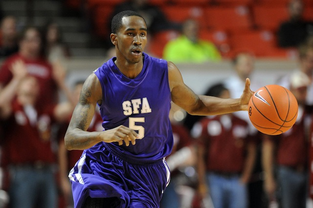 Antonio Bostic and Stephen F. Austin have a chance to pull an upset in the round of 64 if they win the Southland. (USATSI)