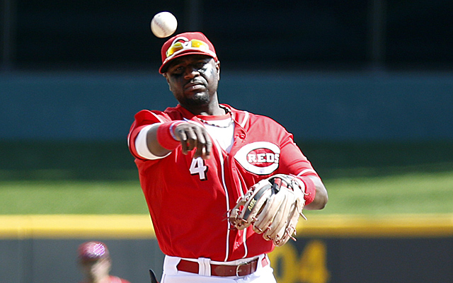 Once reportedly on the trading block, it sounds like Brandon Phillips is staying put in Cincy.