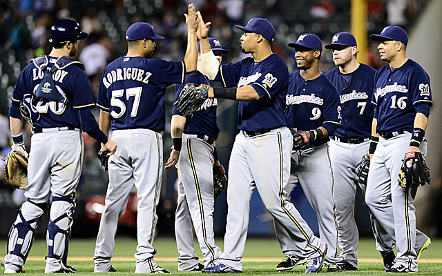 The Brewers rather enjoyed their trip to Arizona and Colorado.
