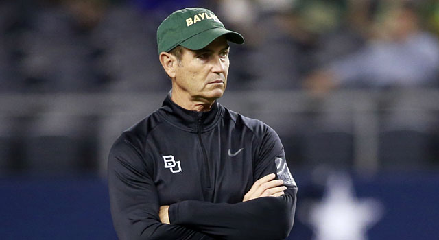 Art Briles might be the best guy for the Texas job. (USATSI)