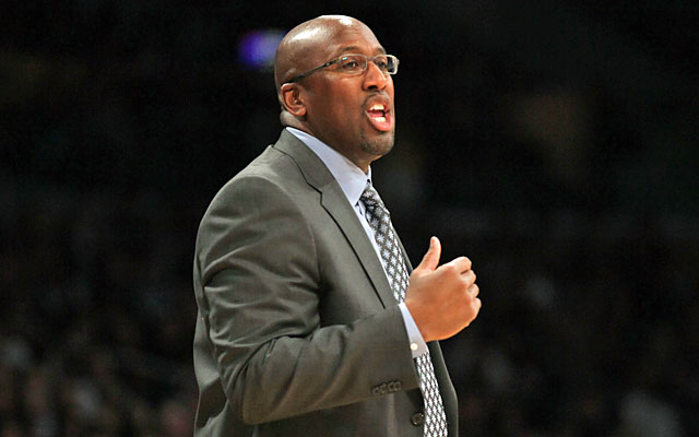 In Mike Brown, the Cavs get a coach who helped lead Cleveland to two straight 60-win seasons. (Getty)