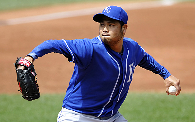 Bruce Chen will likely hit the disabled list before his next scheduled start.