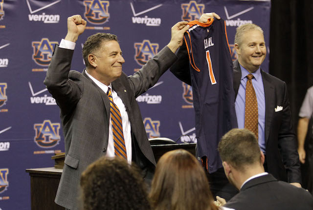 Bruce Pearl, one of the first hires of the coaching carousel, was arguably the biggest one. (USATSI)
