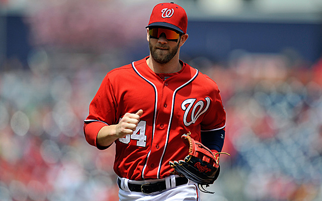 Bryce Harper's return to the Nationals makes the lineup decisions a bit more complicated.