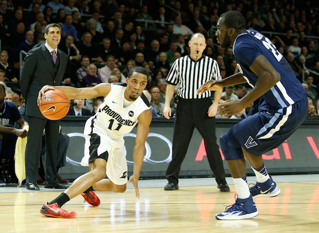 Bryce Cotton and Providence suffered a heartbreaking loss to Villanova. (USATSI)