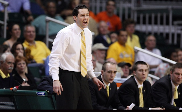 Valparaiso's Bryce Drew is the safest head coach in the Horizon League. (USATSI)