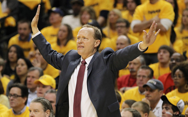 Mike Budenholzer coached a great series vs. the Pacers.  (USATSI)