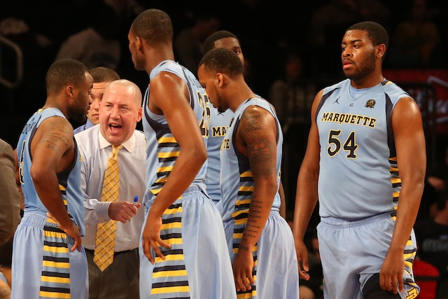 Buzz Williams and Marquette enter the season as the favorite to win the new-look Big East. (USATSI)