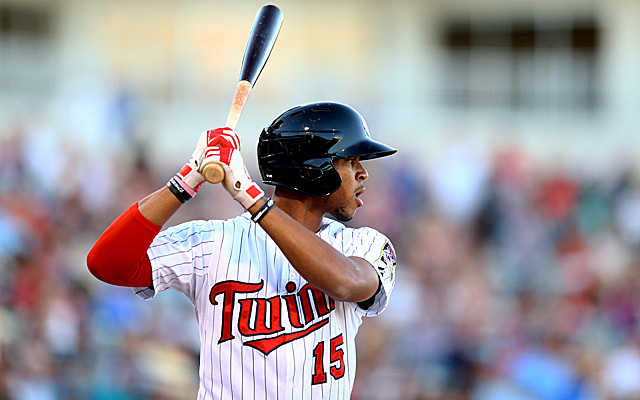 Byron Buxton looks the part of a future star.