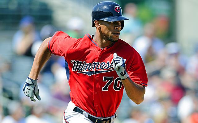 Twins prospect Byron Buxton's advancement has been derailed by injury.