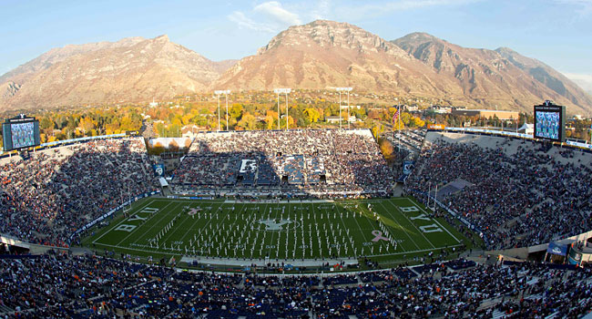 Will the Big 12 come calling to Provo, Utah? (USATSI)