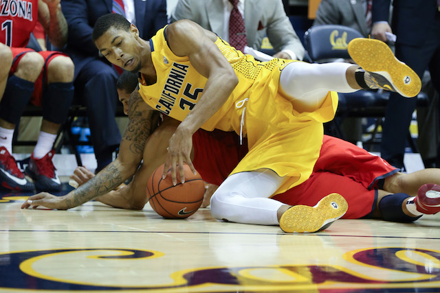 Richard Solomon and California ended up on top against Arizona on Saturday night. (USATSI)