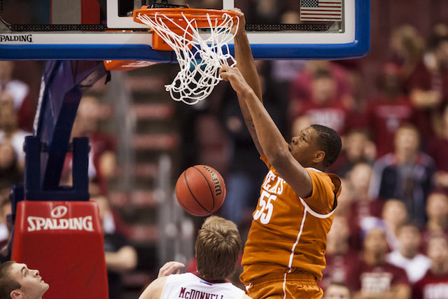 Cameron Ridley has notched back-to-back double-doubles, averaging 14.0 points and 11.5 boards. (USATSI)