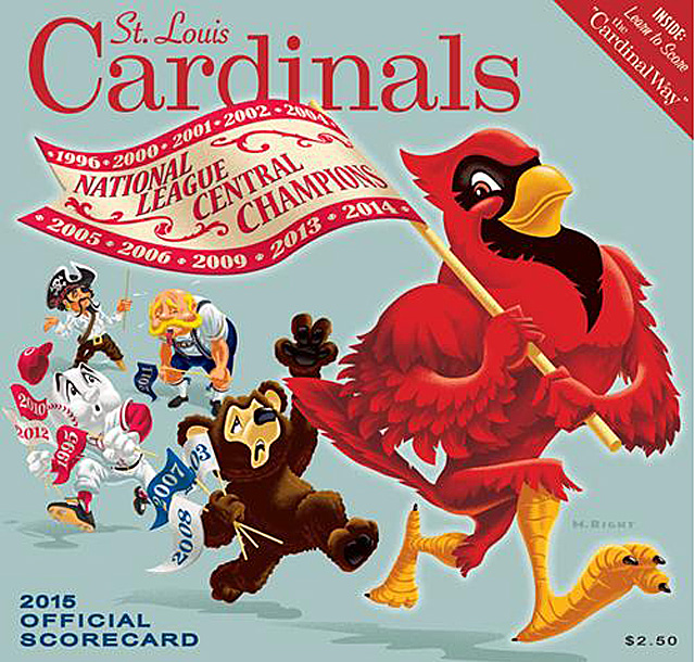Check out the Cardinals sure-to-be polarizing scorecard ...