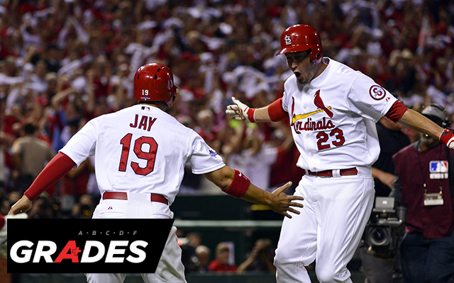 After a five-game struggle with the Pirates, the Cardinals are moving on. (USATSI)