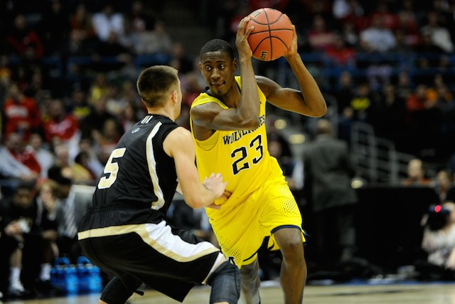Caris LeVert will be the go-to-guy for Michigan this season. (USATSI)