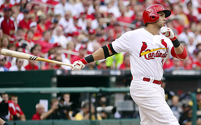 Carlos Beltran crushed a three-run homer in Game 1, not that it was surprising.