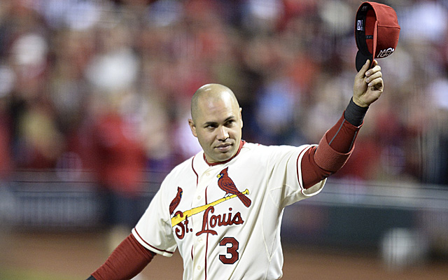 Carlos Beltran reportedly has a three-year deal worth $48 million.