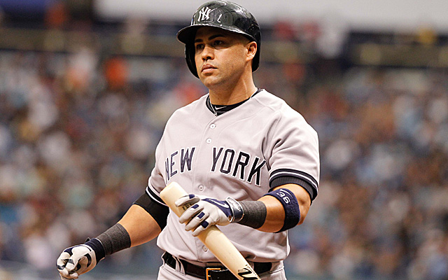 Carlos Beltran was unable to avoid a disabled list stint.