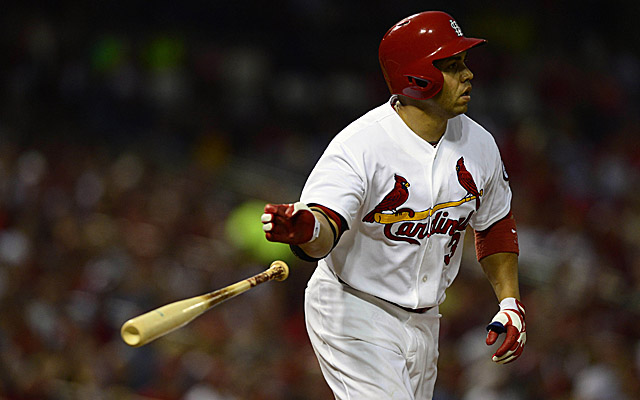 Carlos Beltran left Sunday's game injured, but the problem doesn't sound serious.