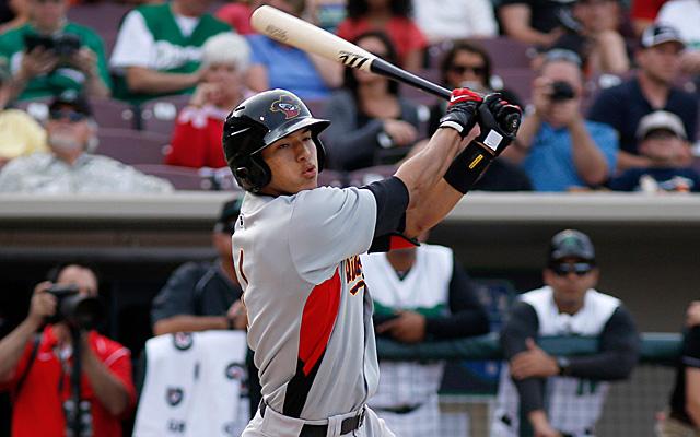Top Astros prospect Carlos Correa won't be playing again this regular season.