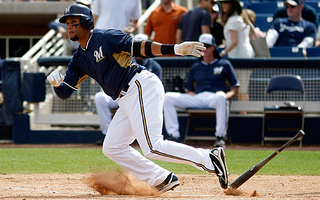 Carlos Gomez's Brewers are primed for a better season in 2014.