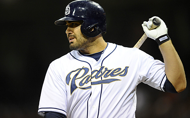 Carlos Quentin will begin the season on the disabled list.