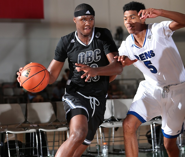 Carlton Bragg would be a significant signing for any of his remaining options. (Adidas)