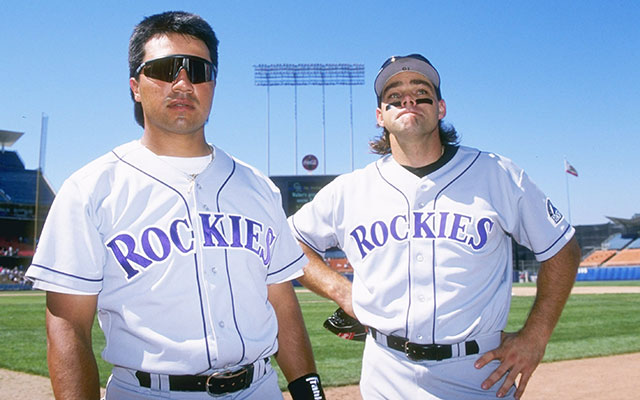 online retailer 0c780 d1072 Are the Rockies due for an updated uniform design? Let's ...