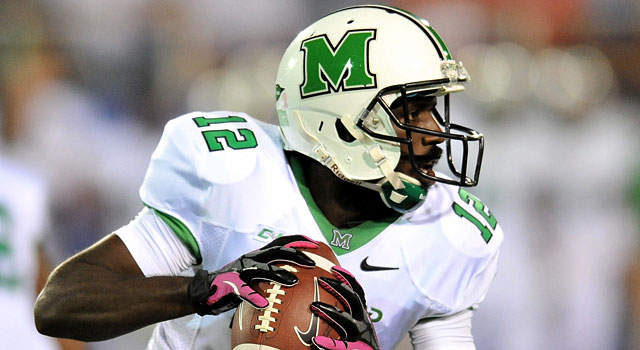 Marshall ranked in the Top 10? Dennis Dodd says yes. (USATSI)