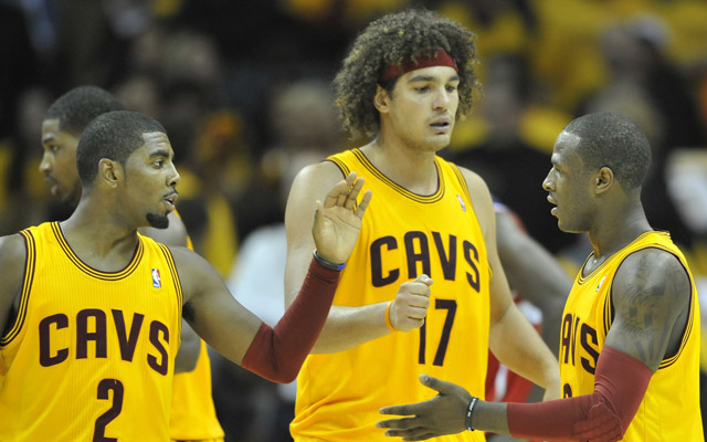 Things haven't gone well for the Cavs this season.  (USATSI)