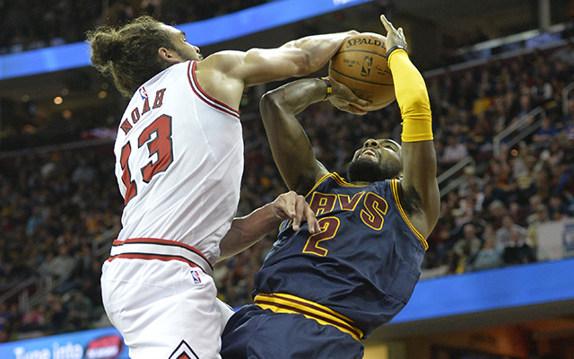 Bulls, Cavaliers using first round to prepare for a second round fight