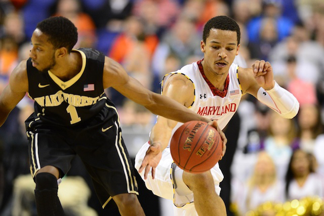 Seth Allen's injury could cause some roster challenges for Maryland to start its season. (USATSI)