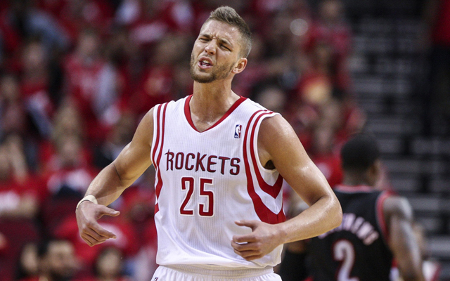Chandler Parsons will get several offers in free agency.    (USATSI)