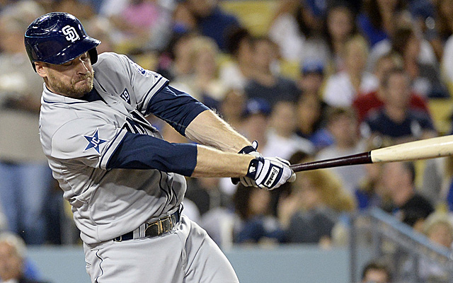 Chase Headley is headed to the Bronx.