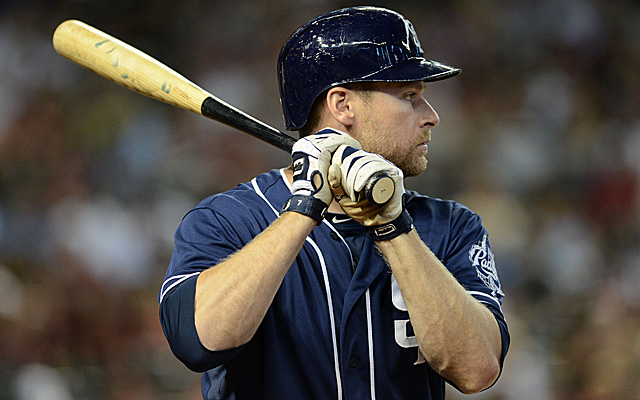 Chase Headley has hit the waivers, though that may mean nothing.