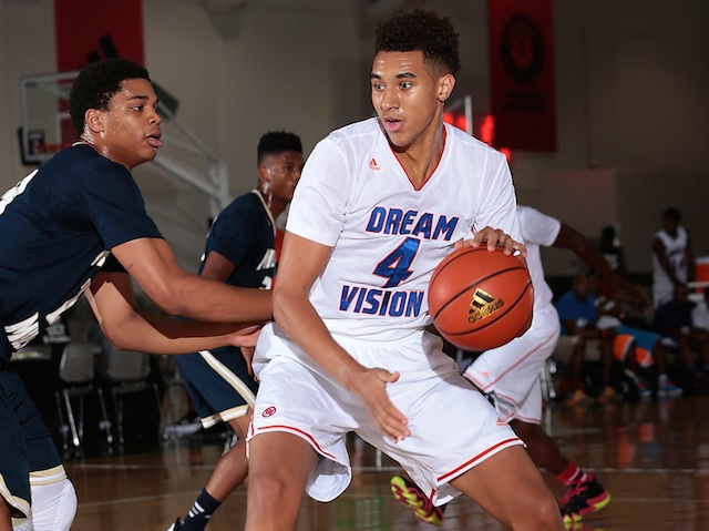Chase Jeter will make one college program very happy in a couple weeks. (Adidas)