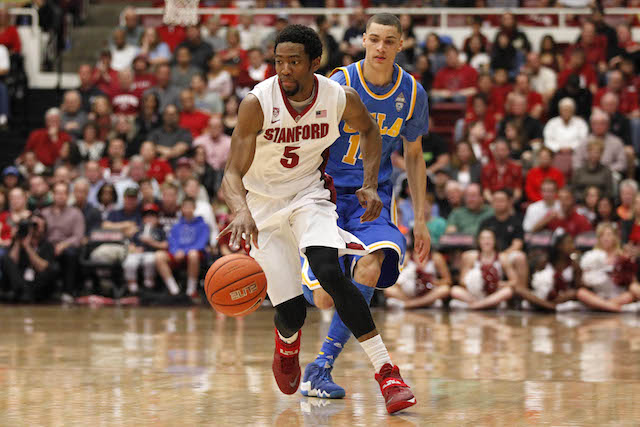 Chasson Randle led Stanford to a statement win over UCLA. (USATSI)