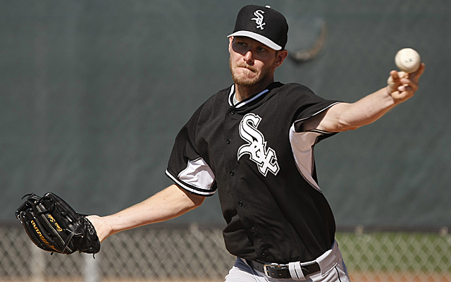 Chris Sale's presence alone is a reason for optimism for the White Sox.